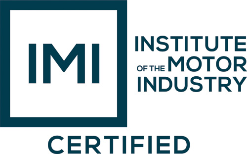 IMI Logo - Institute of the Motor Industry - Certified